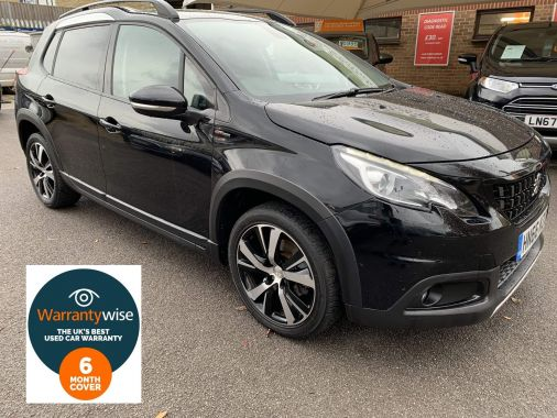 Used PEUGEOT 2008 in Brize Norton, Oxfordshire for sale