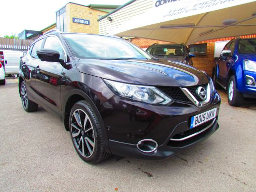 Used NISSAN QASHQAI in Brize Norton, Oxfordshire for sale