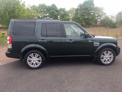 Used LAND ROVER DISCOVERY in Brize Norton, Oxfordshire for sale
