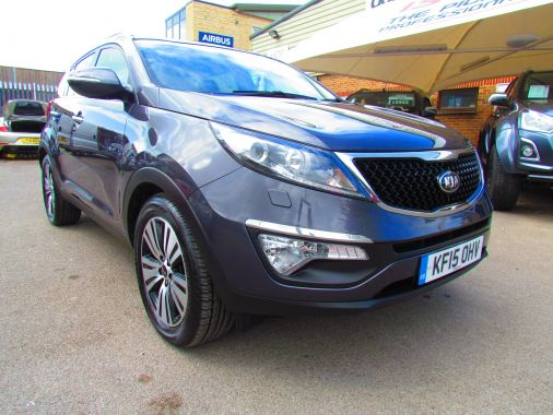Used KIA SPORTAGE in Brize Norton, Oxfordshire for sale