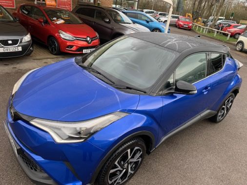 Used TOYOTA CHR in Brize Norton, Oxfordshire for sale