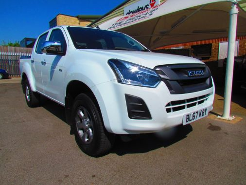 Used ISUZU D-MAX in Brize Norton, Oxfordshire for sale