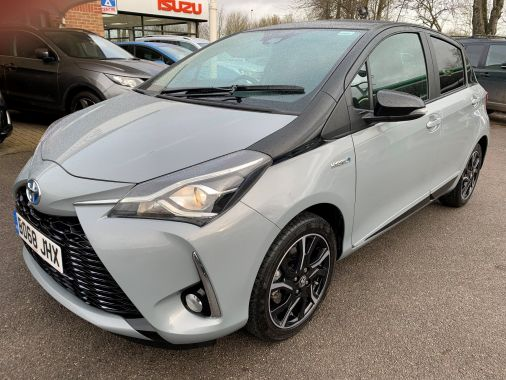 Used TOYOTA YARIS HEV-HYBRID in Brize Norton, Oxfordshire for sale