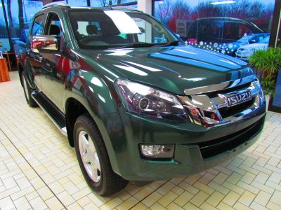 ISUZU D-MAX in Brize Norton, Oxfordshire for sale
