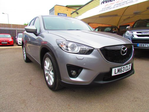 Used MAZDA CX-5 in Brize Norton, Oxfordshire for sale