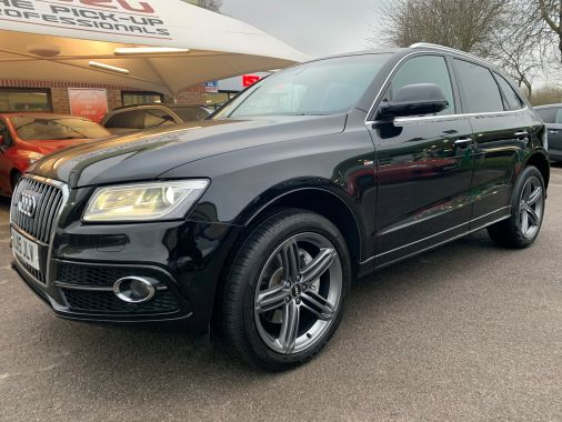 Used AUDI Q5 in Brize Norton, Oxfordshire for sale