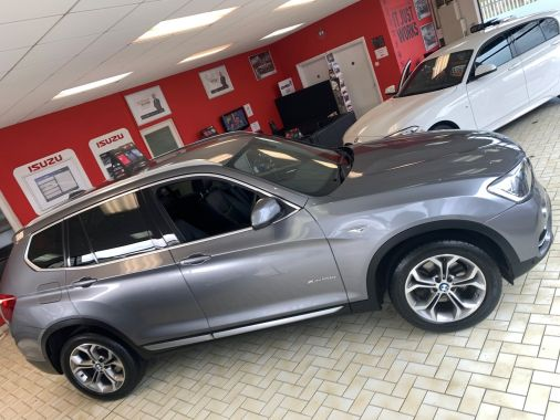 Used BMW X3 XDRIVE 4X4 20D XLINE AUTO in Brize Norton, Oxfordshire for sale