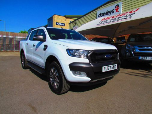 Used FORD RANGER in Brize Norton, Oxfordshire for sale